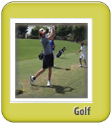 Golf camp in Alicante Spain