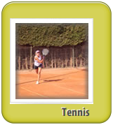 Tennis camp in Alicante Spain