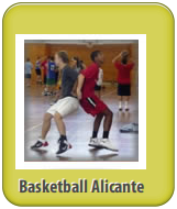 Basketball camp in Alicante Spain