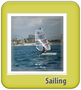 Sailing camp in Alicante Spain