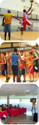International Basketball Camp in Spain Alicante