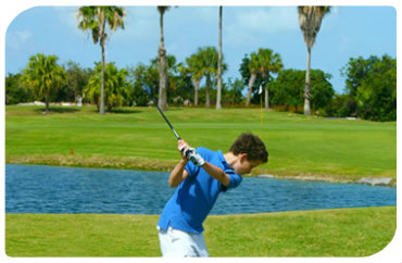 Multi activity camp + golf for kids in Spain