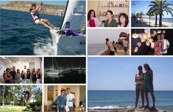 Spanish and sailing holidays in Spain