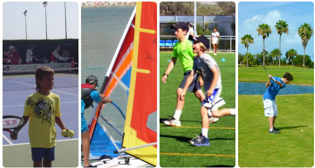 Summer camps for kids in Alicante Spain