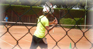 Tennis Camp Alicante Spain
