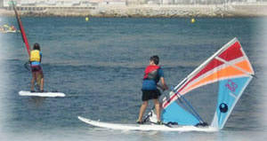 Windsurfing camp Alicante ZadorSpain