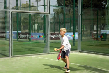 Multi activity camp for kids in Spain