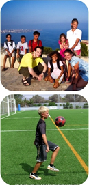Multi activity Summer camps for kids in Spain